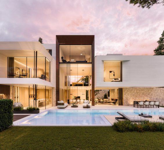 898 AGV - Villa en Barcelona